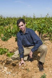 Villar in the vineyard
