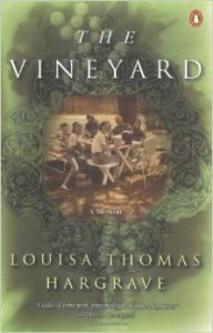 Hargrave, The Vineyard, cover