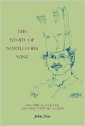 Ross, NoFo Wine, cover