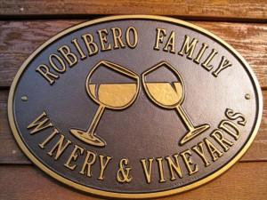 Robibero Medallion logo
